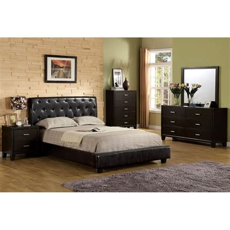 4 bedroom furniture sets furniture of america naylor 4 bedroom set in