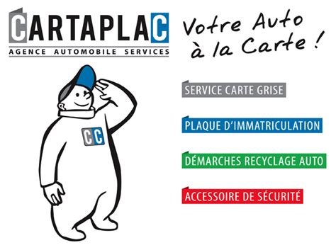 Modification Nom Carte Grise by Cartaplac Morlaix Service Carte Grise 224 Martin Des