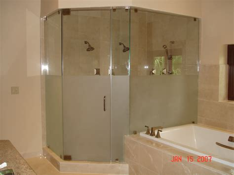 shower door frosting privacy shower doors large size of bathroom glass