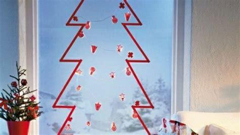 Weihnachtsdeko Fenster Sprühen by Fensterbilder Zu Weihnachten Originelle Bastelideen Zum