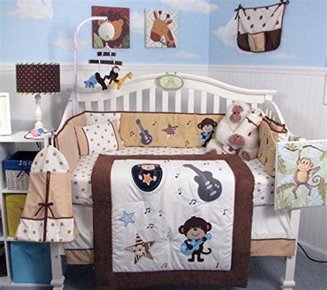 rock n roll crib bedding guitar theme bedding bedroom decor ideas
