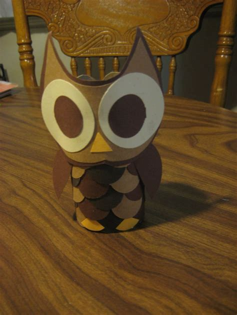 owl craft toilet paper roll toilet paper roll owl arts and crafts for