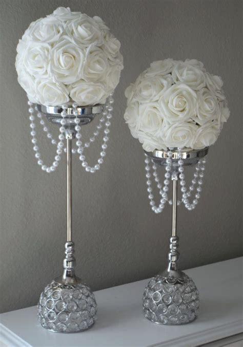 bridal shower centerpiece ideas 17 best ideas about bridal shower centerpieces on