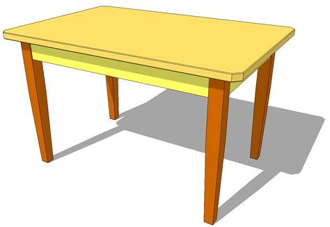table plans woodworking table plans