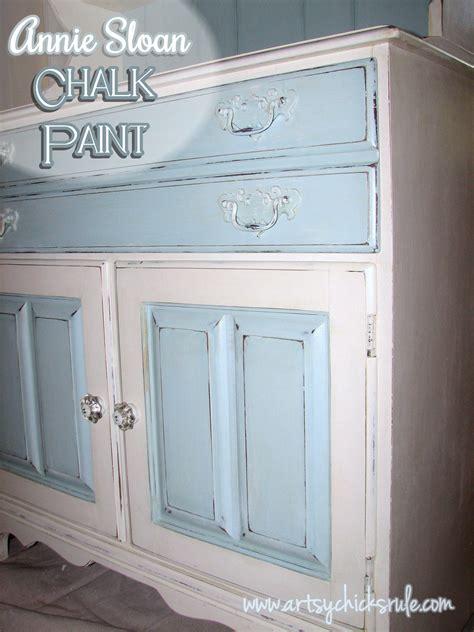 chalk paint sloan zaragoza dated 70 s hutch transformed into a coastal shabby
