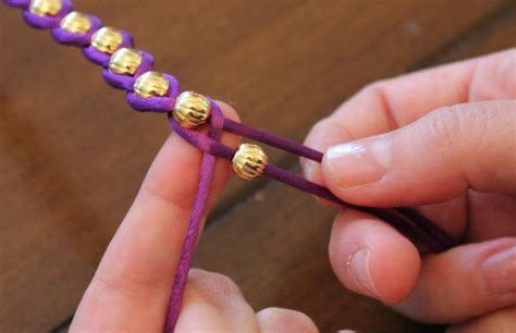 how to make a jewelry bracelet embellished wrap bracelets 183 how to braid a braided bead