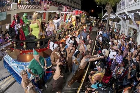 Key West Festival 2015 Calendar Template 2016