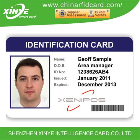 how to make employee id cards pvc printed sle employee id cards buy employee id