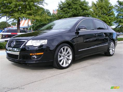 2008 Volkswagen Passat Vr6 by 2008 Black Volkswagen Passat Vr6 Sedan 847815 Photo