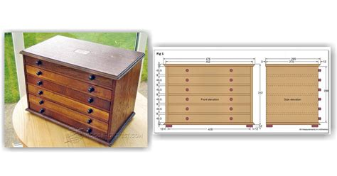 chest of drawers woodworking plans small chest of drawers plans woodarchivist