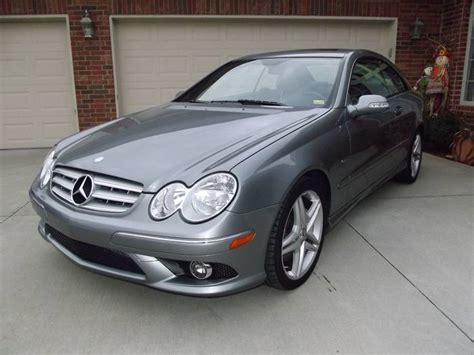 Mercedes Clk350 Coupe by 2009 Mercedes Clk350 Coupe Grand Edition German