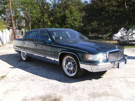 1996 Cadillac Fleetwood by Otgcarclub713 1996 Cadillac Fleetwood Specs Photos
