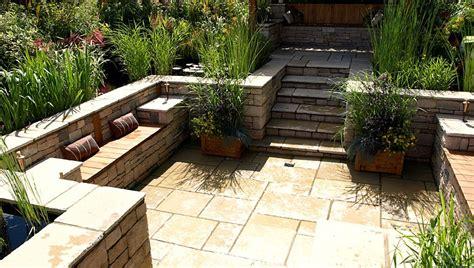 patio garden designs world of water water gardens exhibit hton court