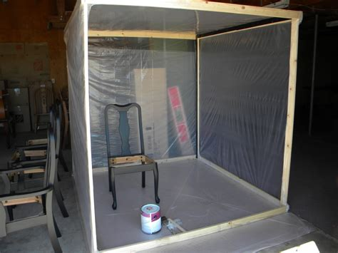 spray painting booth daze of grace paint booth and organized workshop