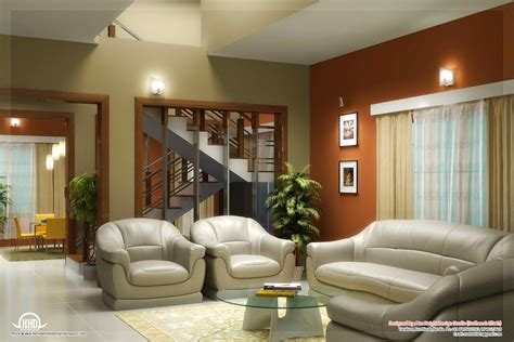 beautiful home interior designs beautiful living room rendering kerala home design and floor plans