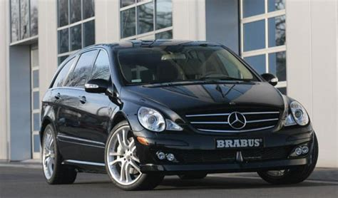 2006 Mercedes R Class by 2006 Mercedes R Class By Brabus Review Top Speed