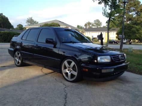 1999 Volkswagen Jetta For Sale by Buy Used Mk3 1999 Volkswagen Jetta Glx Vr6 2 8l 5speed