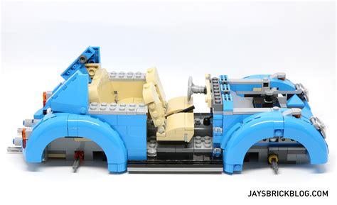 Lego Volkswagen Beetle by Review Lego 10252 Volkswagen Beetle