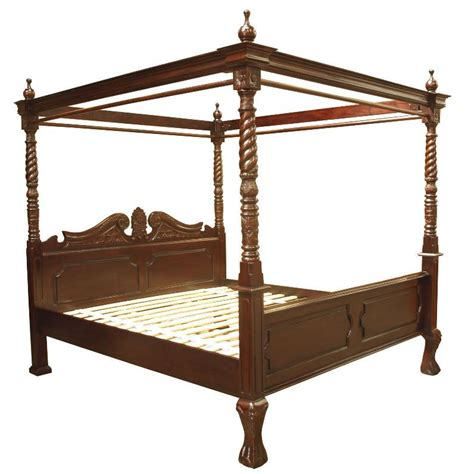 what is a bed four poster bed akd furniture