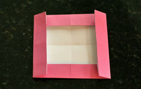 origami frames simple origami picture frames make and takes