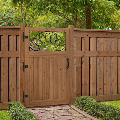 backyard privacy fences 25 best ideas about backyard fences on wood