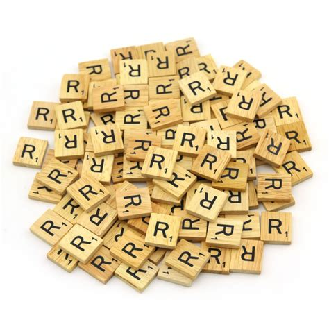 wooden scrabble set wooden scrabble tiles custom letters set for jewelry