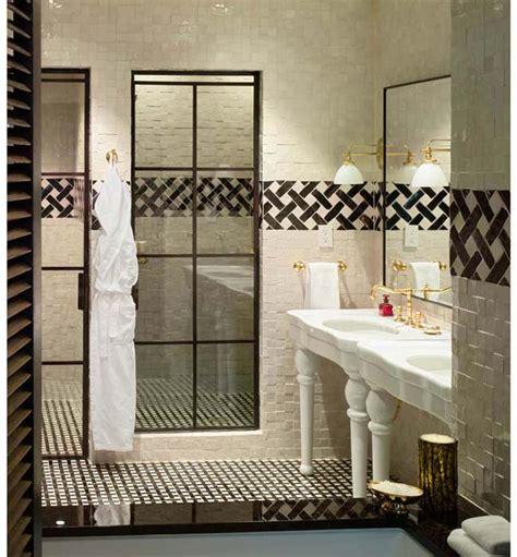 steel shower doors steel shower door eclectic bathroom brandon barre