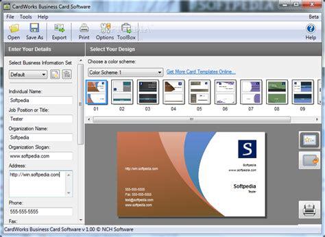 software to make business cards softwares downloads king wains alex alex wains