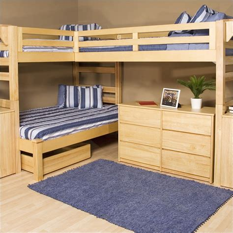three way bunk bed house construction in india bunk bed