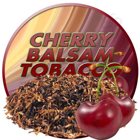 cherry balsam tobacco e juice e liquid for vaping
