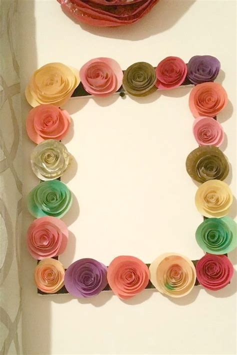 paper craft ideas for home decor diy colorful paper wall hanging paper craft for home