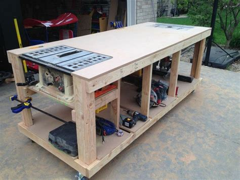 workbench woodworking plans 25 unique woodworking bench ideas on