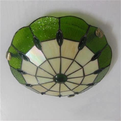 green ceiling light green color 12 inch flush mount ceiling light in