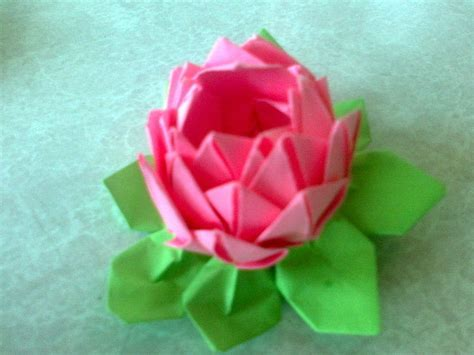 origami lotus flower lotus flower tutorial 183 how to fold an origami