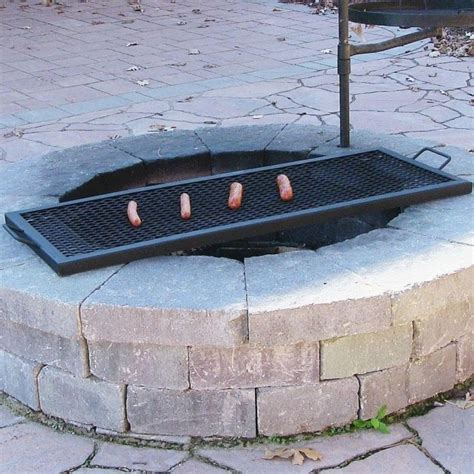 grill for pit outstanding large grill grates for pits pit