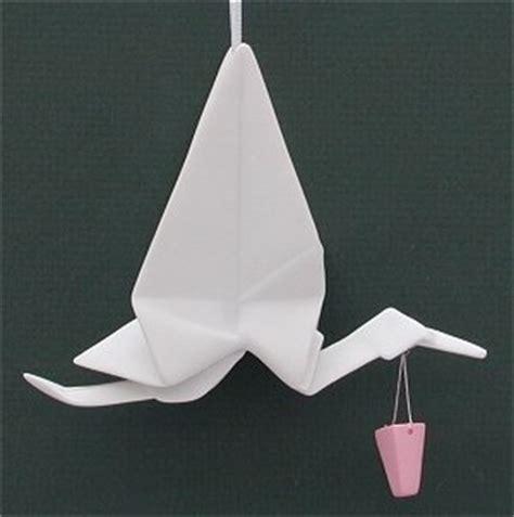 stork origami origami