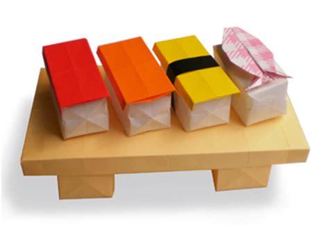 sushi origami sushi