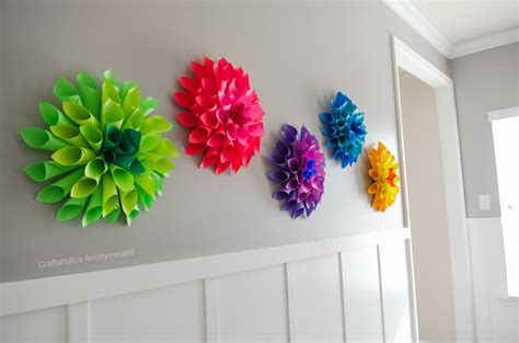 paper craft ideas for home decor 10 cheap and easy diy home decor ideas frugal homemaking