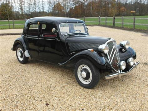 Citroen Traction by Citroen Traction Avant L 233 G 232 Re Quot Sport Quot 1949 Catawiki