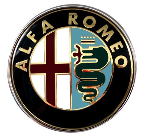 Alfa Romeo Emblem alfa romeo brera spider 939 heck emblem alfa romeo