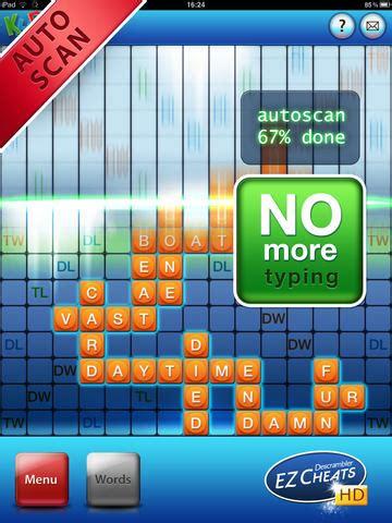 descrambler scrabble ez descrambler cheats hd best auto with ocr for
