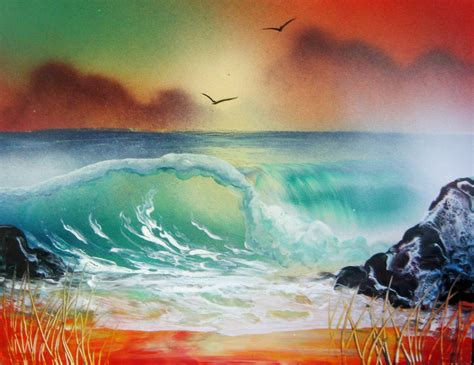 spray paint artist 50 beautiful painting to get inspire