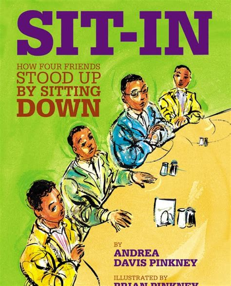 civil rights picture books teach with picture books sit and be counted