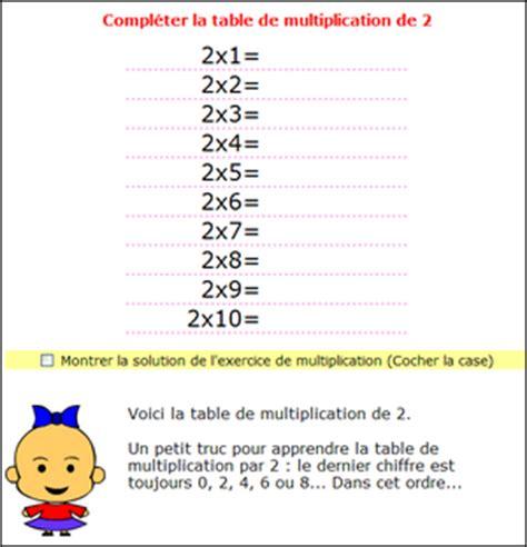 multiplication tables de multiplications de 1 2 3 4 5 6 7 8 9 10 table de 11 table de 12 13 14
