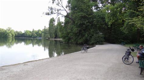 Radweg Englischer Garten München by Radtour M 252 Nchen Andechs