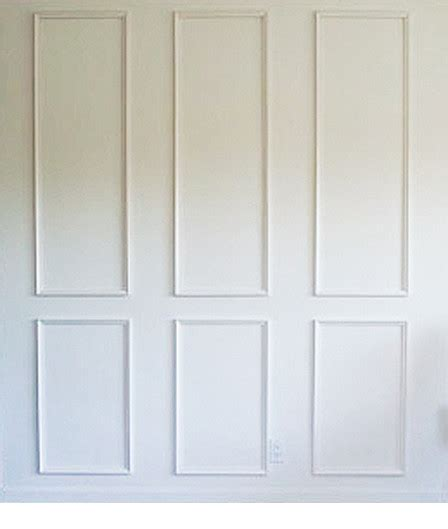wall molding six raised moulding kit for walls get the custom