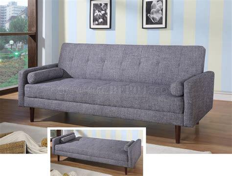 sofa beds fabric modern fabric sofa bed convertible kk18 grey
