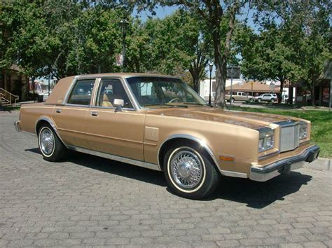 1985 Chrysler 5th Avenue by 1985 Chrysler Fifth Avenue