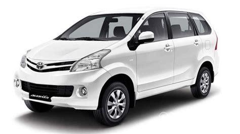 Mobil Bekas Avanza by Harga Mobil Avanza Bekas Tahun 2013 2014 2015