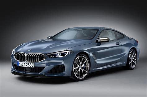 New Bmw 8 Series new bmw 8 series unveiled in car magazine